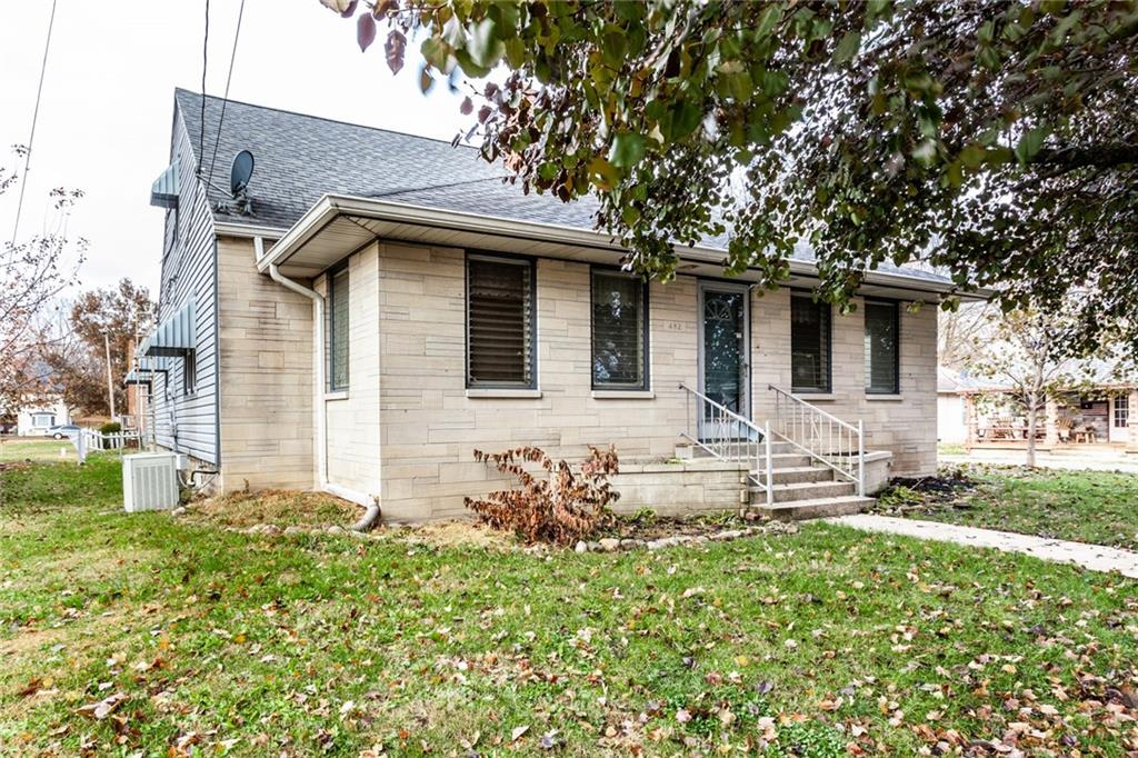 482 North Jefferson Street, Knightstown, IN 46148