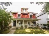 2354 Carrollton Avenue, Indianapolis, in 46205