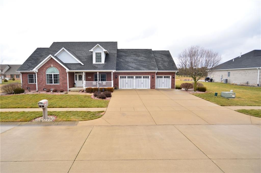 1232 Pebble Point Drive, Shelbyville, IN 46176 image #0