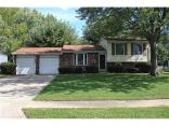 7625  Moultrie  Court, Indianapolis, IN 46217