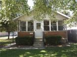2002 North Emerson  Avenue, Indianapolis, IN 46218