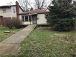 3327 Brouse Avenue, Indianapolis, IN 46218