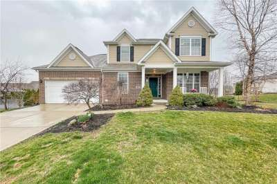 14276 E Serra Vista Point, Fishers, IN 46040