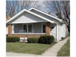 4724 East 11th  Street, Indianapolis, IN 46201