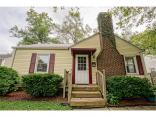 5231  Rosslyn  Avenue, Indianapolis, IN 46220