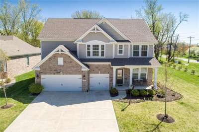 3991 W Harrison Crossing Lane, Greenwood, IN 46142