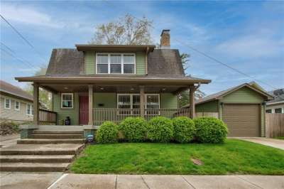 611 E 40th Street, Indianapolis, IN 46205