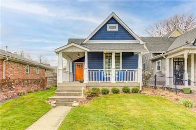 1537 E Hoyt Avenue, Indianapolis, IN 46203