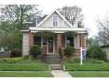 305 East 2nd Street, Sheridan, IN 46069