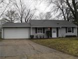 7641  Moultrie  Court, Indianapolis, IN 46217