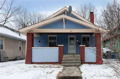 26 S Gladstone Avenue, Indianapolis, IN 46201