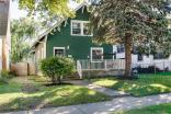 437 North Dequincy Street, Indianapolis, IN 46201