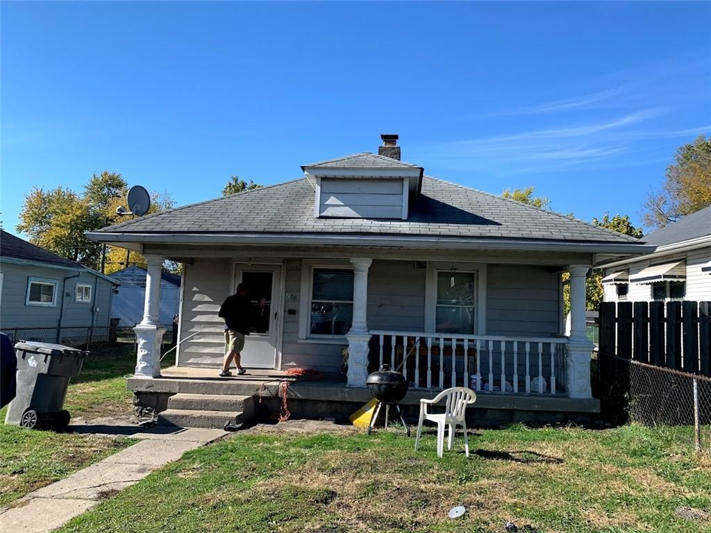 256 S Temple Avenue Indianapolis, IN 46201