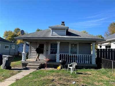 256 S Temple Avenue, Indianapolis, IN 46201