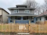 1338 North Olney Street, Indianapolis, IN 46201