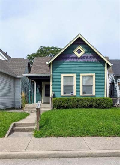 1122 S Capitol Avenue, Indianapolis, IN 46225