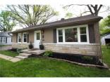 5537 Rosslyn Avenue, Indianapolis, IN 46220