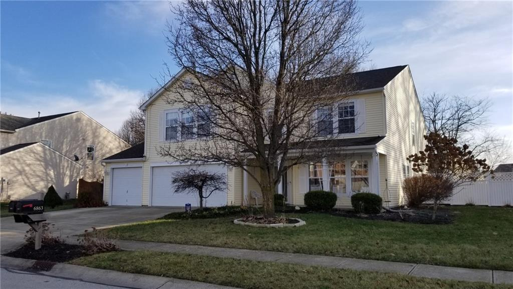 6863 W Woodland Heights Drive, Avon, IN 46123 image #1