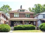 2919 North Delaware Street, Indianapolis, IN 46205