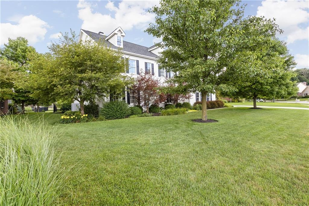 4293 N Sedge Court, Zionsville, IN 46077 image #1