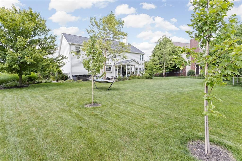 4293 N Sedge Court, Zionsville, IN 46077 image #40