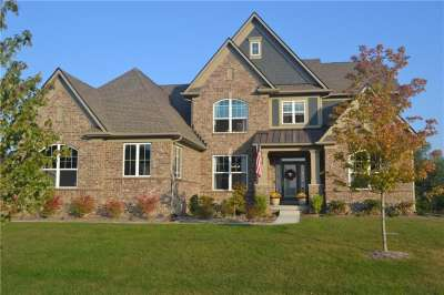 12175 S Whisper Ridge Drive, Noblesville, IN 46060