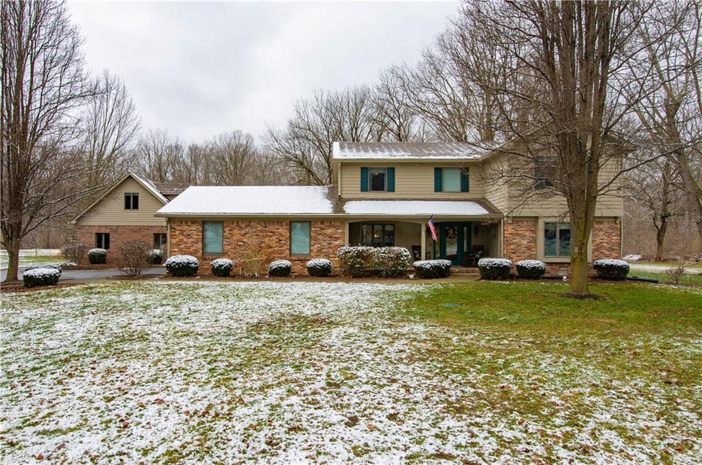 4206 Maple Hill Drive, Greenwood, IN 46143 image #1