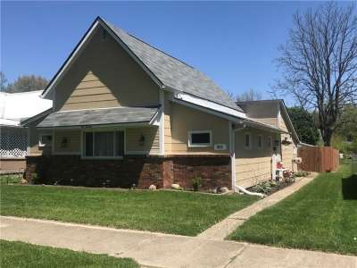1014 N Arthur Street, Rushville, IN 46173