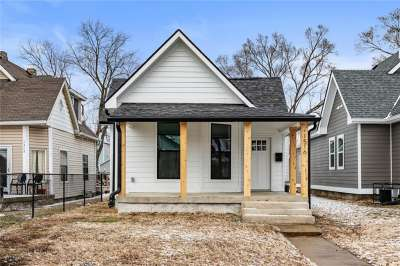 1516 Spann Avenue, Indianapolis, IN 46203