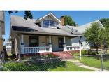 54 North Tremont Street, Indianapolis, IN 46222