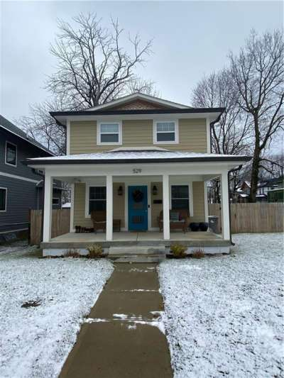 529 E 32nd Street, Indianapolis, IN 46205