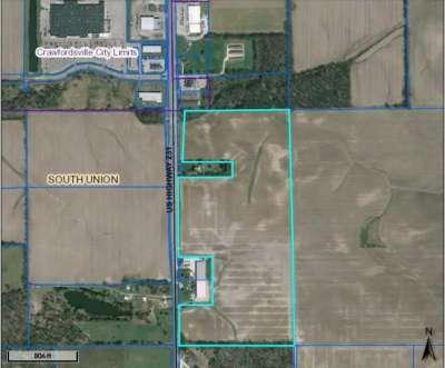 2146 S Us 231, Crawfordsville, IN 47933
