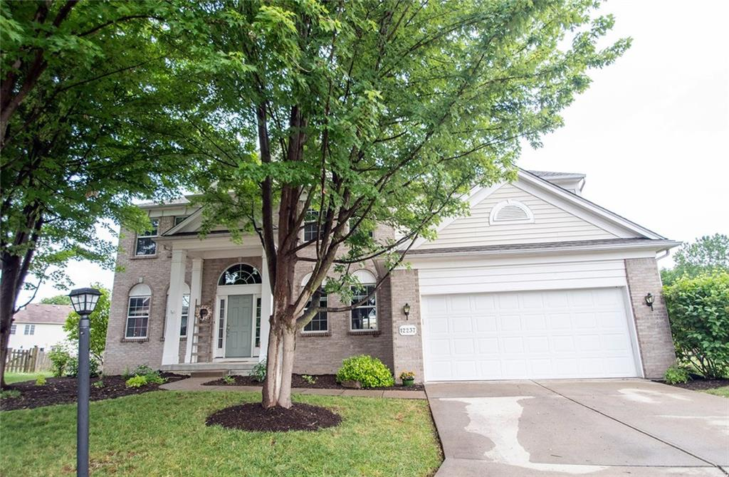 12237 N Lava Rock Court, Fishers, IN 46037 image #0