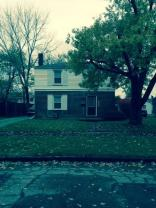 1609 Hill Street, Anderson, IN 46012