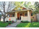 19  Campbell  Avenue, Indianapolis, IN 46219