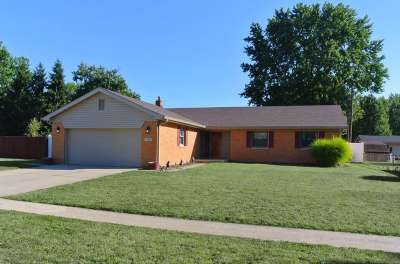 1409 N Miami Court, Plainfield, IN 46168