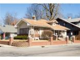 4601  Guilford  Avenue, Indianapolis, IN 46205