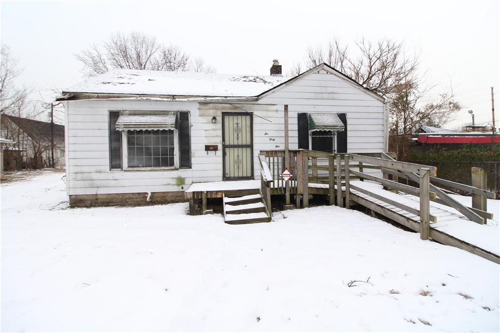 641 S Udell Street, Indianapolis, IN 46208 image #0