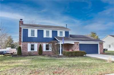 12374 W Ensley Drive, Fishers, IN 46038
