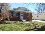4627 North Richardt Avenue, Indianapolis, IN 46226