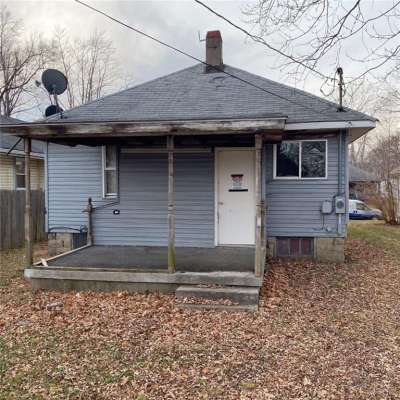 914 S 21st Street, New Castle, IN 47362