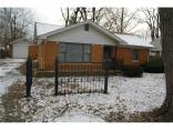 4313 East Minnesota  Street, Indianapolis, IN 46203