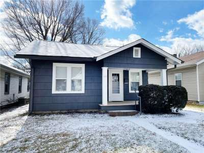 2105 E 46th Street, Indianapolis, IN 46205