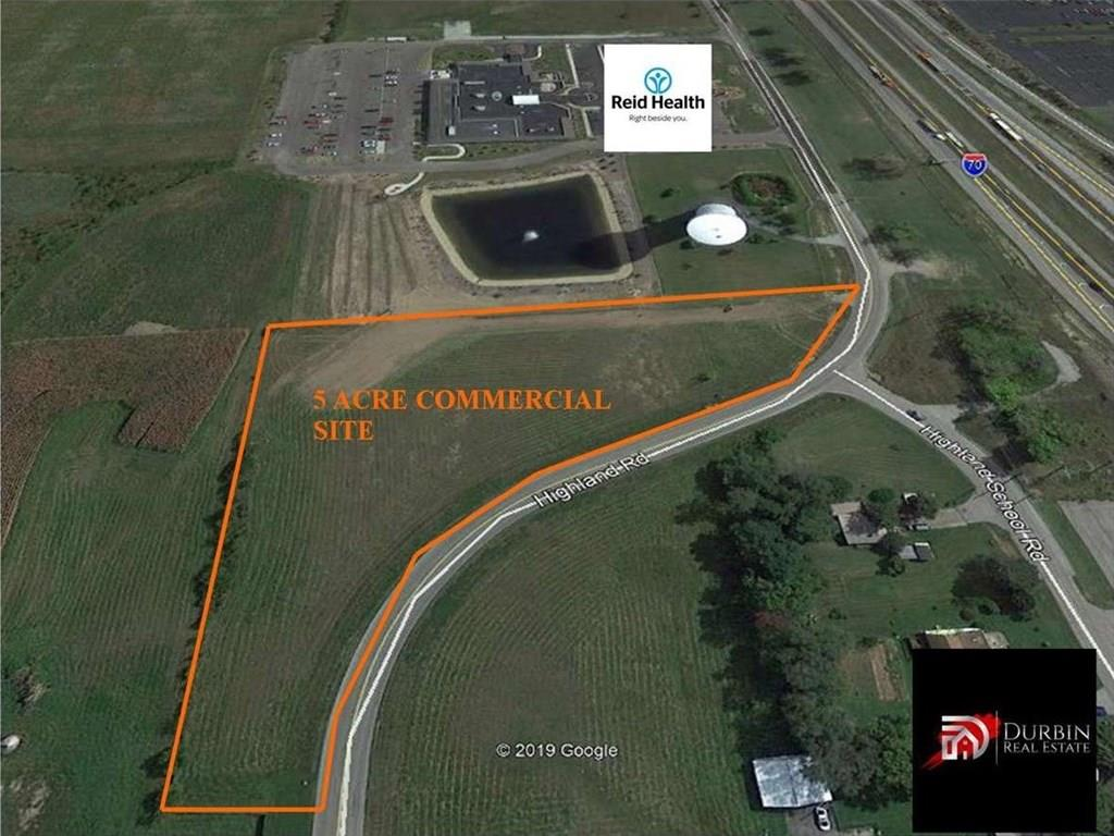 5 Acres Highland Road, Richmond, IN 47374