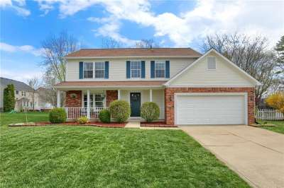 9609 E Turnberry Court, Carmel, IN 46032