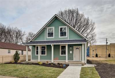 2015 W Columbia Avenue, Indianapolis, IN 46202