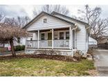 6136  Crittenden  Avenue, Indianapolis, IN 46220