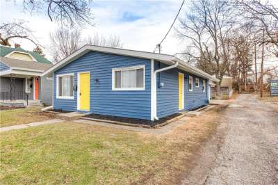 2163 S Garfield Drive, Indianapolis, IN 46203