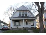 208 North Oakland, Indianapolis, IN 46201