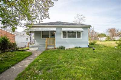 1822 W 10th Street, Indianapolis, IN 46222